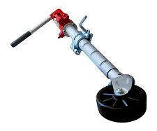 Trail-A-Mate Hydraulic Jockey Wheel Jack, 1000kg Capacity