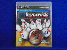 ps3 BRUNSWICK PRO BOWLING PAL UK REGION FREE