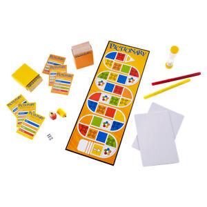 Mattel Games Pictionary, juegos de mesa  (Mattel DKD51)