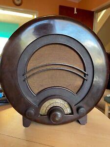 Ekco AD36 1935 Valve Radio