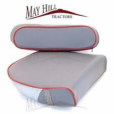 Massey Ferguson 35 65 135 148 165 178 Tractor Seat Cushion & Back Rest - #3151