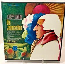 Haydn Die Jahreszeiten The Seasons 3LP BOX Set Nonesuch HC 73009