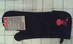 Weber barbecue mitt   NWT