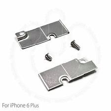 iPhone 6 PLUS Battery Power Connector Metal Bracket Shield Cover Plate & Screws