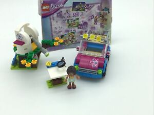 Lego Friends 41116 Heartlake Olivia's Exploration Car with instructions