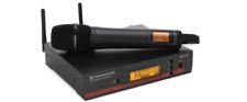 New Sennheiser EW 135 G3 Handheld Wireless System Warranty Authorized Dealer!