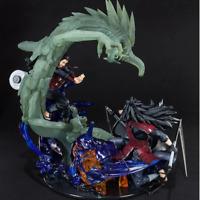 Naruto Shippuden Uchiha Madara and Senju Hashirama PVC