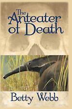 The Anteater of Death: A Gunn Zoo Mystery (Gunn Zoo Series)-ExLibrary