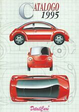 Detail Cars Model Catalogue • 1995 • 1/43 Diecast • Very Good