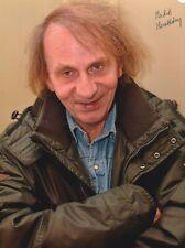 Photographie signée Michel Houellebecq autographe dédicace signed No Citation