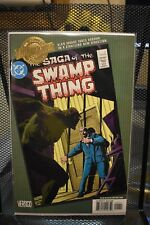 Saga of the Swamp Thing #21 DC Comics Millennium Edition 2000 1st Alan Moore 8.0