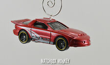 '94 '95 '96 Pontiac Firebird Custom Ornament 1/64th Scale Muscle Car Adorno