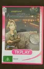 THE CURSE OF THE AMSTERDAM DIAMOND PC GAME HIDDEN OBJECT MYSTERY ADVENTURE