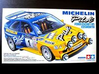 TAMIYA 1/24 MICHELIN Pilot FORD Escort RS Cosworth No.153 Valuable & Steal !