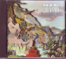 Big Country Peace In Our Time CD (1988) early issue Made In West Germany