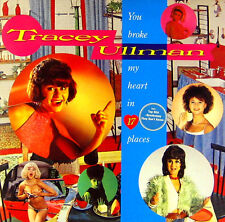 LP Tracy Ullman You Broke My Heart In 17 Places / professionell gereinigt