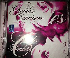 GRANDES TELENOVELAS CD BENNY Edith Marquez LAURA PAUSINI Yahir LU Mariana Ochoa