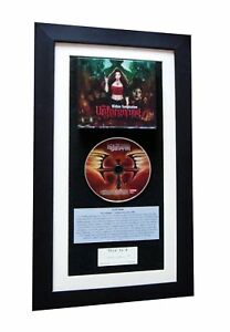 WITHIN TEMPTATION Unforgiving CLASSIC CD QUALITY FRAMED+EXPRESS GLOBAL SHIPPING!