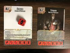 Dice Masters Dungeons & Dragons Strahd Master of Ravenloft Rainbow Draft