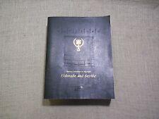 1991 Cadillac  Eldorado, Seville  Service  Manual