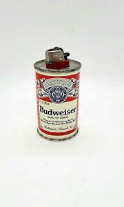 Vintage Budweiser Cigarette Lighter Holder