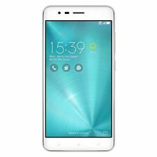 ASUS  ZenFone 3 Zoom ZE553KL - 64GB - Glacier Silver Smartphone