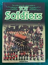 TOY SOLDIERS a record of the world's miniature armies: from 1850 to the present