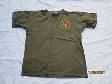 T-shirt: Grimsby detachment, e (Lincolnshire) Company, talla Small