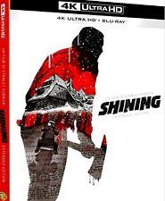 Shining Extended 4K ULTRA HD+BLU RAY di Stanley Kubrick audio italiano full extr