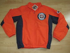 AUTHENTIC DETROIT TIGERS THERMABASE DOUBLE CLIMATE JACKET MENS SMALL - MAJESTIC