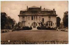 Postal de Francia. Villers-en-Prayeres (Aisne). Le Chateau. H. Lestrat. Escrita