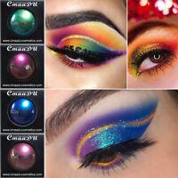 Light Changing Eyeshadow Palette des Glitters Make -up für Augen Shimmer.