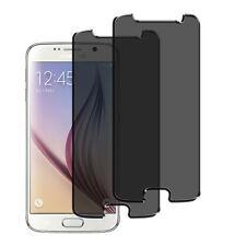 2 x Blickschutz Panzerglas Samsung Galaxy S6 Privacy Antispy Schutzglas Folie 9H
