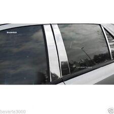 Schätz ® Edelstahl B-Säule Verkleidung Chrom VW Passat B6 Lim. Bj. 05-10 Chrom