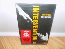 Intervention - Season One: Then and Now (DVD, 2008) BRAND NEW, SEALED!