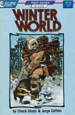 Winterworld #1 VF/NM; Eclipse | save on shipping - details inside