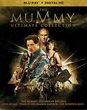 The Mummy Ultimate Collection [New Blu-ray] Boxed Set, Digitally Mastered In H