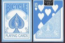 1 DECK Bicycle Fashion blue reverse-face playing cards  FREE USA SHIPPING!