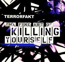 Terrorfakt - The Fine Art Of Killing Yourself. 2x CD. Vail Records VAIL 003.