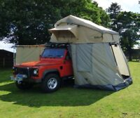 Universal Full Roof Tent System 4X4 Expedition Roof Tent Annex Included