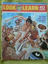 LOOK AND LEARN / 1969 NOV 8 / THE DAY THAT DUBLIN EXPLODED