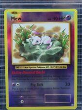 Pokemon XY Evolutions Mew Reverse Holo Rare #53/108 Y188