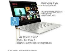 HP Envy 13-aq0003na FHD Touch Laptop, i7-8565U 16GB 1TB SSD MX250 2GB, 6BG33EA