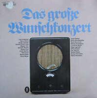 Various - Das Große Wunschkonzert (2xLP, Comp) Vinyl Schallplatte 159479