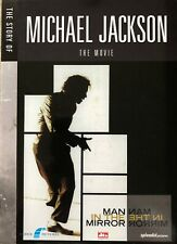 MICHAEL JACKON - MAN IN THE MIRROR - THE MOVIE - DVD