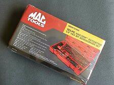 Mac tools 123 Piece Ratcheting Screwdriver & Bit Set