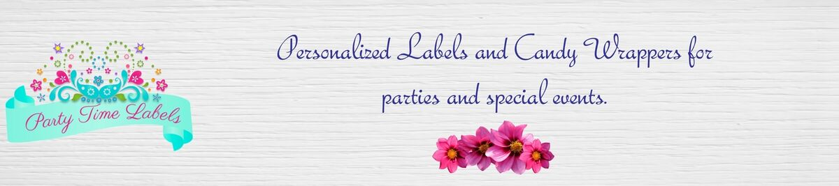 Party Time Labels