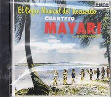 CUARTETO MAYARI - EL COFRE MUSICAL - CD