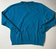 Preowned- Vintage Stussy Crewneck Pullover Sweater Mens (Size S)