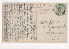 Mrs Roberts Sydenham Road Sydenham SE London 1910 430a